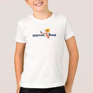 Hollywood Beach. T-Shirt