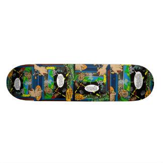 Hollywood BLVD Skateboard
