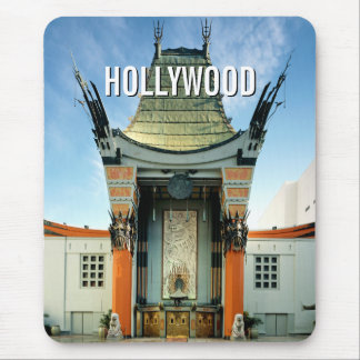 Hollywood Boulevard Grauman's Chinese Mouse Pad