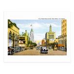 Hollywood Boulevard, Hollywood , California Post Cards