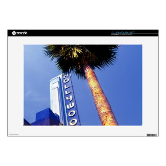 "Hollywood Boulevard, Los Angeles Decals For 15"" Laptops"