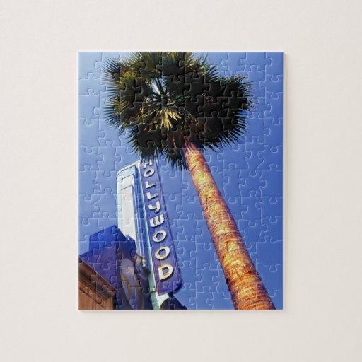 Hollywood Boulevard, Los Angeles Jigsaw Puzzles