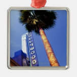 Hollywood Boulevard, Los Angeles Christmas Tree Ornaments