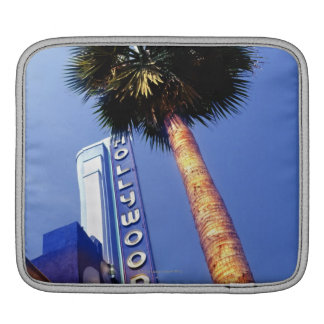 Hollywood Boulevard, Los Angeles Sleeve For iPads