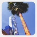 Hollywood Boulevard, Los Angeles Sticker