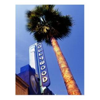Hollywood Boulevard, Los Ángeles Tarjetas Postales
