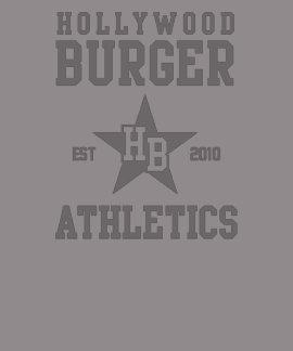 Hollywood Burger Star Athletics Women's T-shirt