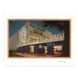 "Hollywood, CA - ""A gay night spot"" Postcard"
