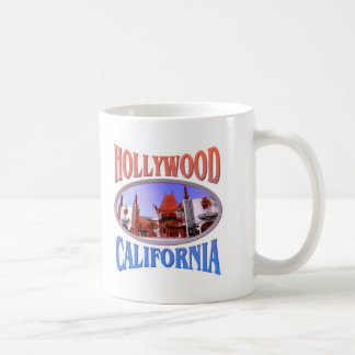 Hollywood California Coffee Mug