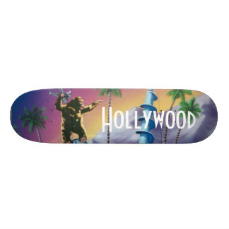 Hollywood California King King Movie Skateboard CA