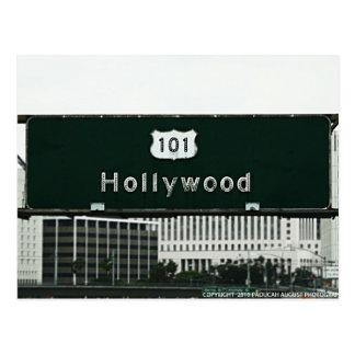 Hollywood, California Postcards