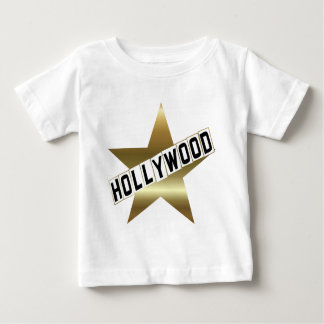 Hollywood California Walk of Fame Baby T-Shirt