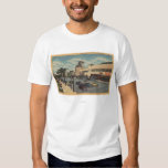 Hollywood, CALooking South on Vine Street View Shirt