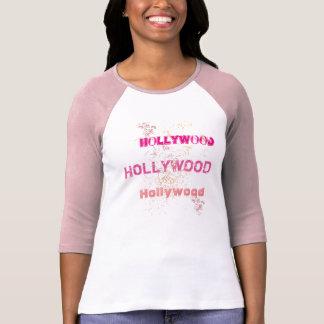 Hollywood - camiseta