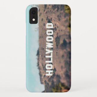 Hollywood Case-Mate iPhone Case