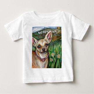 Hollywood Chihuahua love Baby T-Shirt