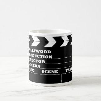 Hollywood Clapboard Mug