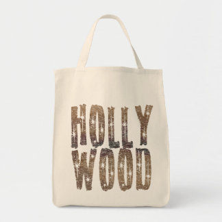 Hollywood Coffee and Stars Tote Bag