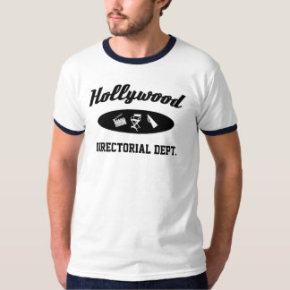 Hollywood Directorial Department with symbols T-Shirt