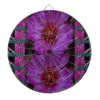 HOLLYWOOD Diva Fashion Couture: Sparkle Silken Gif Dartboard With Darts