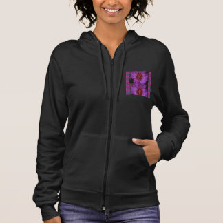 HOLLYWOOD Diva Fashion Couture: Sparkle Silken Gif Hoodie