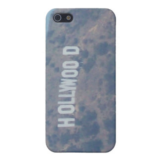 Hollywood iPhone 5 Protectores