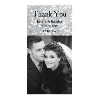 Hollywood Glam Thank You Card