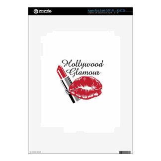 HOLLYWOOD GLAMOUR iPad 3 DECAL