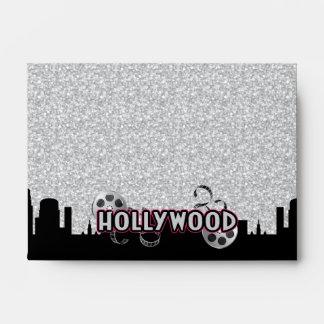 Hollywood Glitter, A6 Envelopes