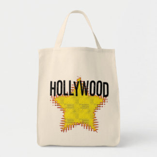 Hollywood Grocery Tote! Bags