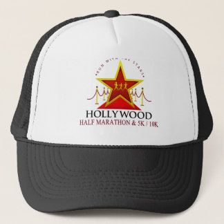 Hollywood Half Marathon Trucker Hat