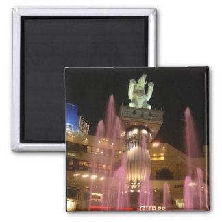 Hollywood Highland Center Magnet Refrigerator Magnets