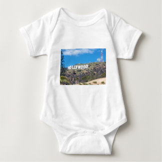 hollywood hills baby bodysuit