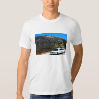 Hollywood hills, California Tee Shirt