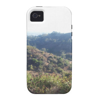 Hollywood Hills iPhone 4/4S Carcasas