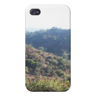 Hollywood Hills iPhone 4 Covers