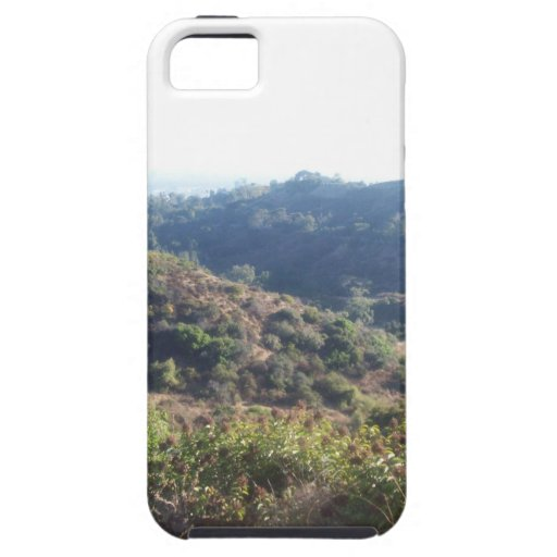 Hollywood Hills iPhone 5 Protectores