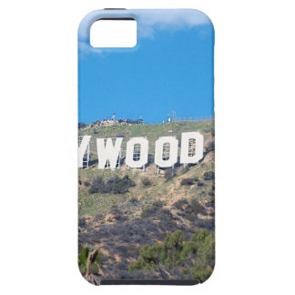 hollywood hills iPhone SE/5/5s case