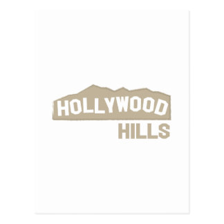 Hollywood Hills Tarjetas Postales