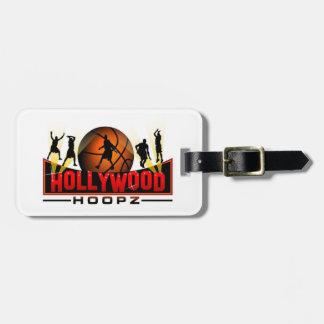 Hollywood Hoopz Bag Tag