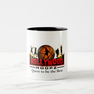 Hollywood Hoopz, Quest to be the Best Two-Tone Coffee Mug