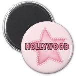 Hollywood Imán De Frigorifico