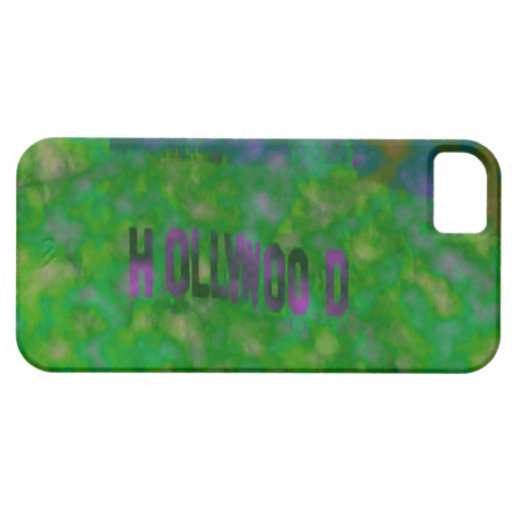 Hollywood iPhone 5 Case