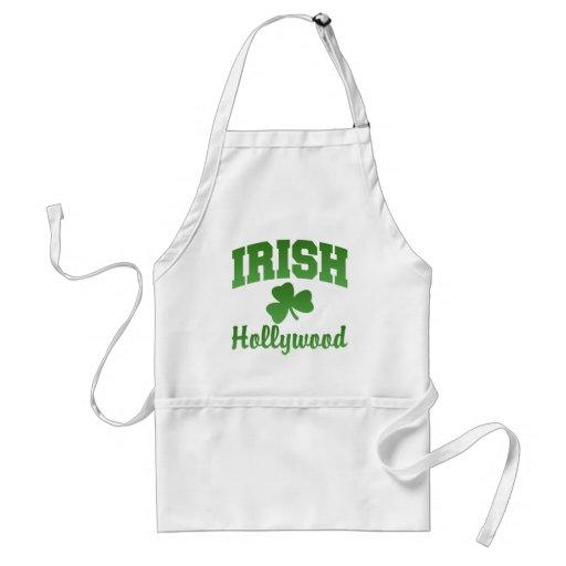 Hollywood Irish Apron