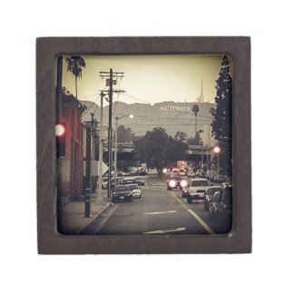Hollywood Jewelry Box
