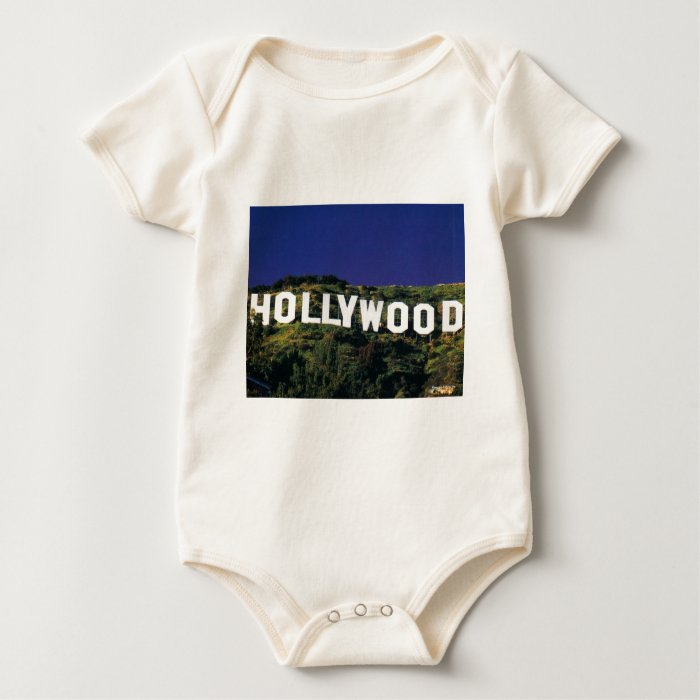 hollywood.jpg baby bodysuit