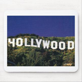 hollywood.jpg mouse pad