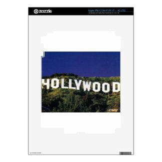hollywood.jpg iPad 3 skin