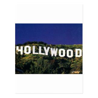 hollywood.jpg tarjetas postales