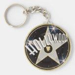 Hollywood Key Chain